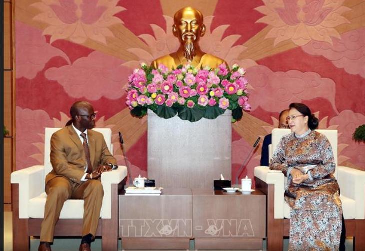 Le directeur sortant de la BM au Vietnam reçu par Nguyên Thi Kim Ngân - ảnh 1