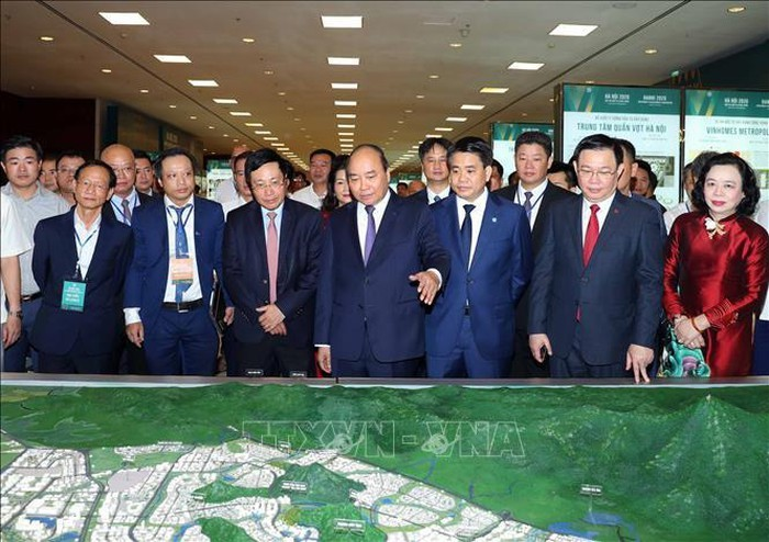 Conférence «Hanoï 2020 – Coopération, Investissement et Développement» - ảnh 1