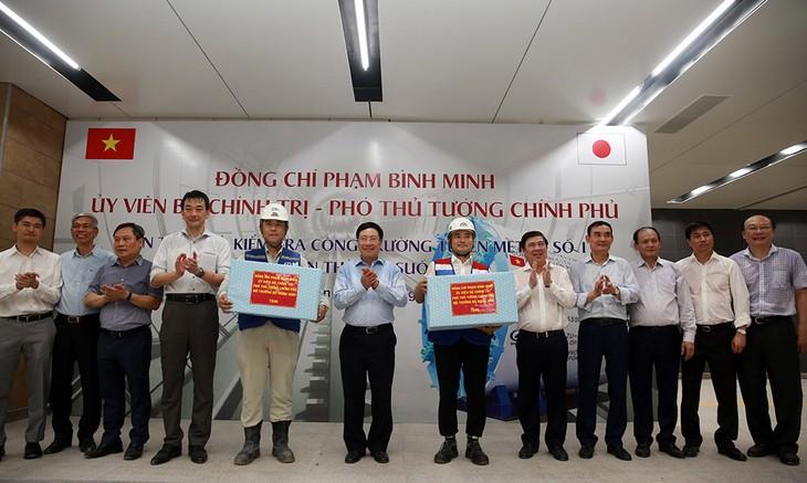 Pham Binh Minh: Il faut décaisser rapidement les APD à Hô Chi Minh-ville - ảnh 1