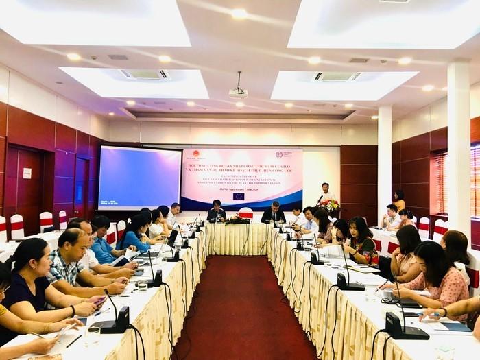 Conférence sur l'adhésion du Vietnam à la convention no 98 de l'OIT - ảnh 1