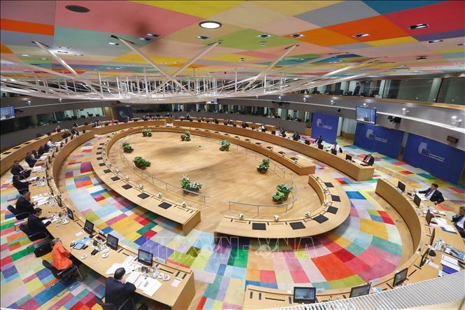 Sommet européen à Bruxelles: les discussions s'enlisent sur le plan de relance économique - ảnh 1