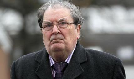 John Hume, Prix Nobel de la paix et architecte de la réconciliation en Irlande du Nord, est mort - ảnh 1