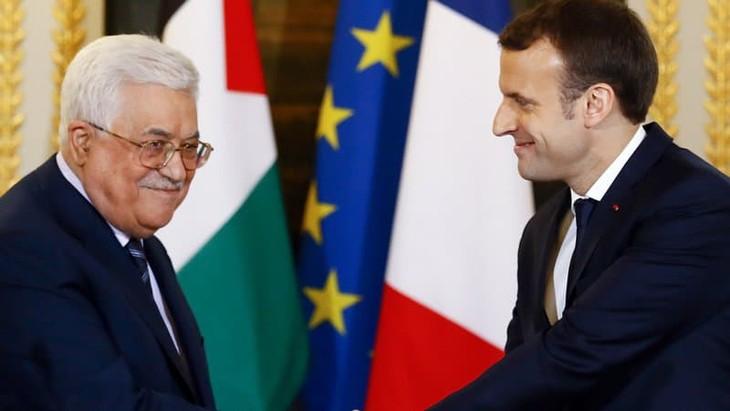 "Accord Israël-Émirats Arabes Unis: les négociations restent ""une priorité"", selon Emmanuel Macron - ảnh 1"