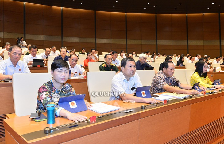 Le Vietnam s'efforce de se mettre aux normes internationales du travail - ảnh 1