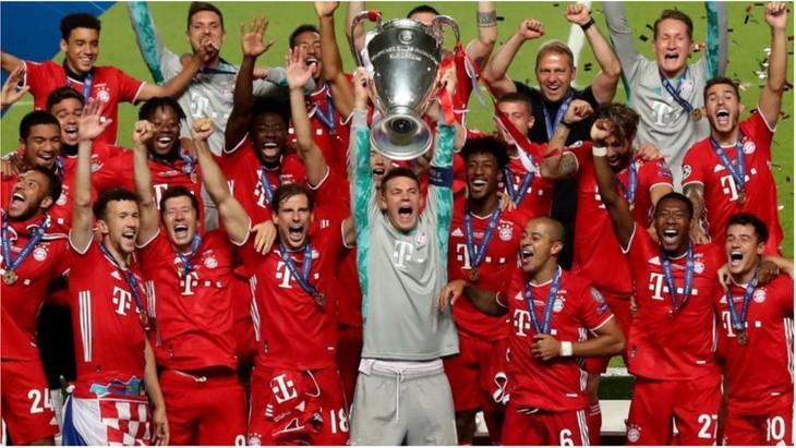 Ligue des champions: le Bayern Munich sur le toit de l'Europe - ảnh 1