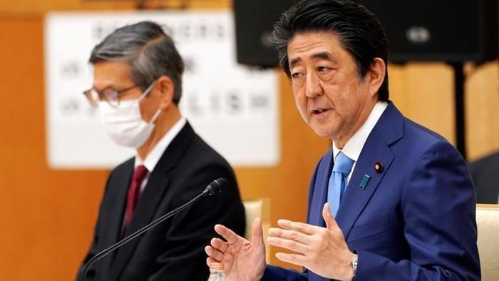 Le Premier ministre japonais Abe Shinzo de retour à l'hôpital pour des problèmes de santé - ảnh 1