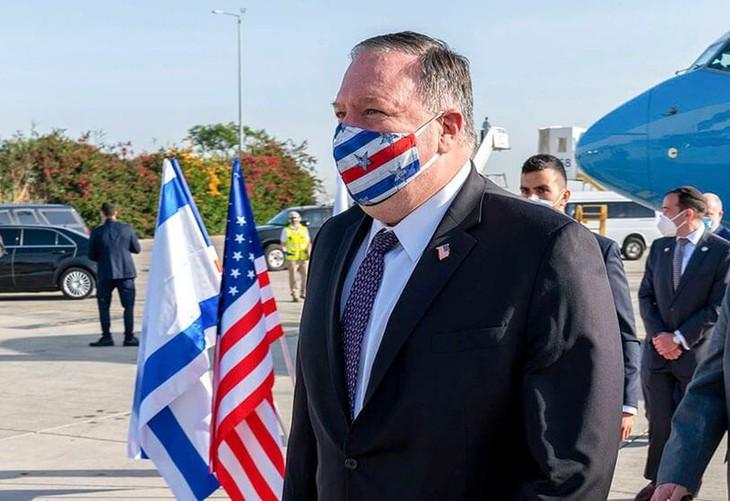 L'accord Israël/Émirats arabes unis au cœur de la visite de Pompeo à Jérusalem - ảnh 1