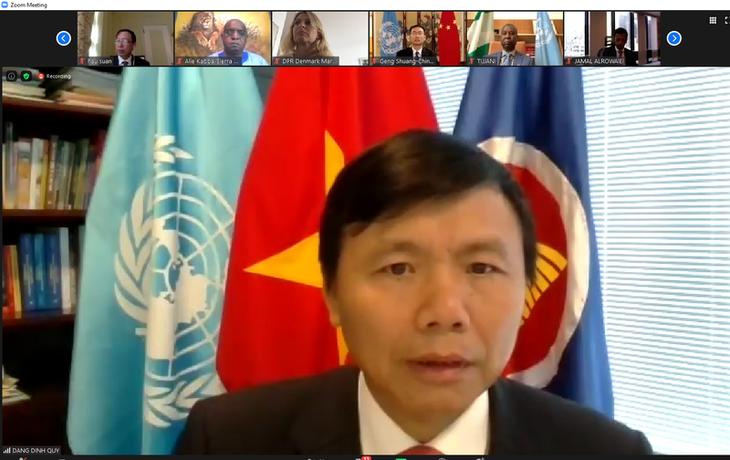 ONU: célébration de la Fête nationale du Vietnam  - ảnh 1