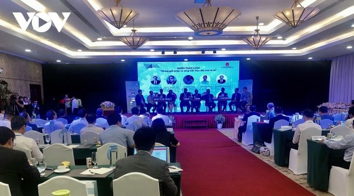 La pandémie de Covid-19 accélère l'économie numérique au Vietnam - ảnh 1