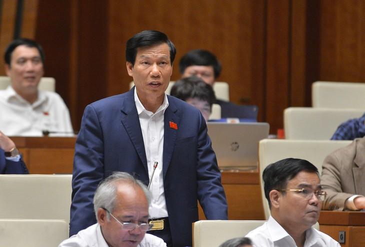 Questions au gouvernement: les sujets abordés au deuxième jour - ảnh 2