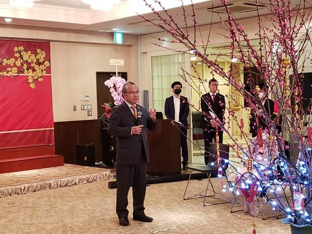 Têt 2021: la diaspora vietnamienne fête le Nouvel an lunaire - ảnh 1