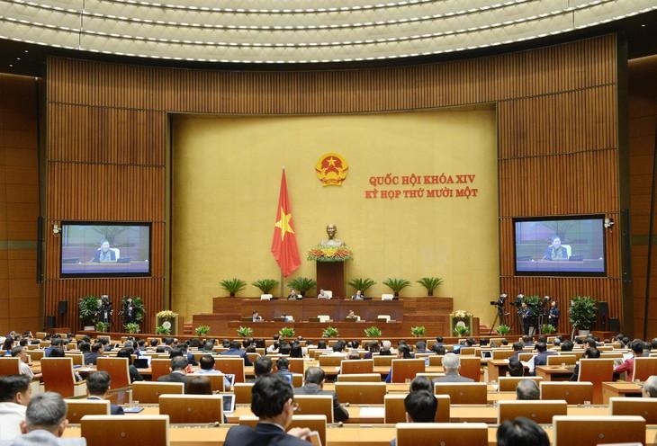 Assemblée nationale: des rapports sur le mandat 2016-2021 en débat - ảnh 1