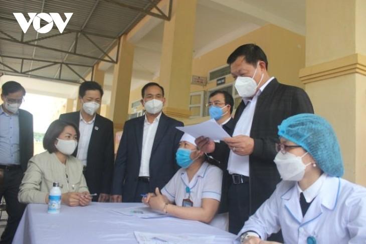 Hai Duong a intérêt à perfectionner ses organes en charge de la lutte anti-Covid-19 - ảnh 1