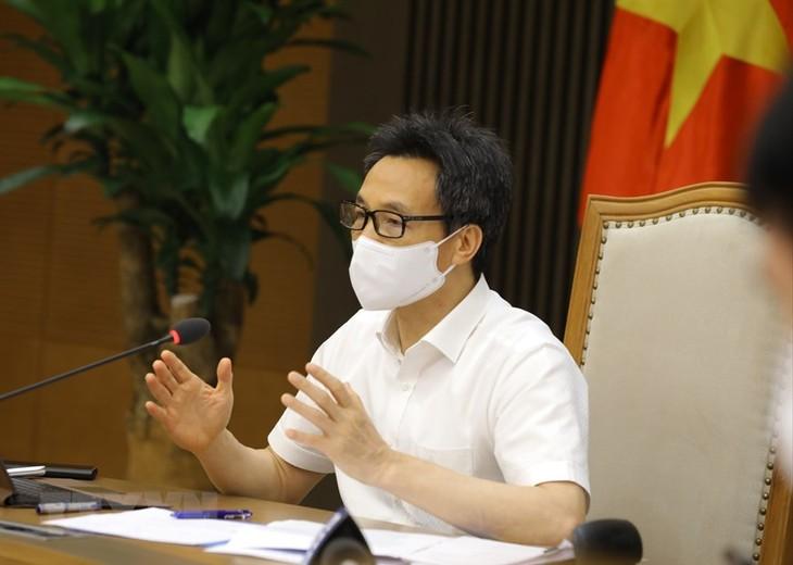 Hô Chi Minh-ville doit faire en sorte de ne pas prolonger la distanciation sociale - ảnh 1
