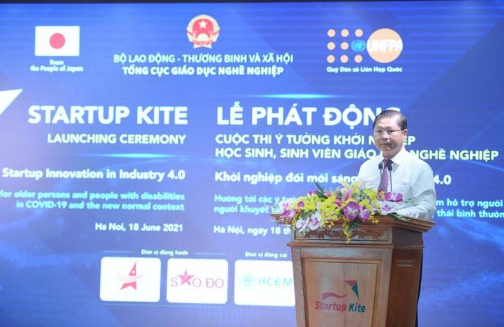 Lancement du concours Startup Kite 2021 - ảnh 1