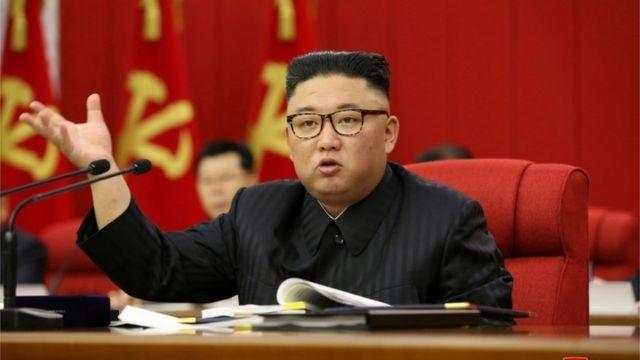 Kim Jong-un déclare que Pyongyang doit se préparer «au dialogue et à la confrontation» avec Washington - ảnh 1