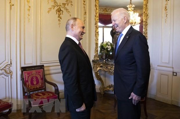 Biden-Poutine: Un intérêt mutuel à coopérer - ảnh 1