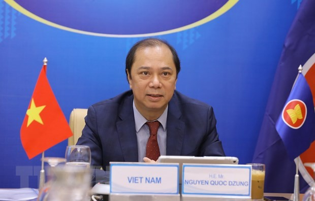 ASEAN+3 s'applique à assurer l'accès équitable aux vaccins anti-Covid-19 - ảnh 2