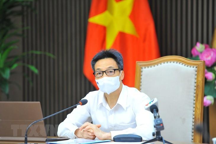 Vu Duc Dam: Il faut durcir le contrôle des déplacements interprovinciaux - ảnh 1