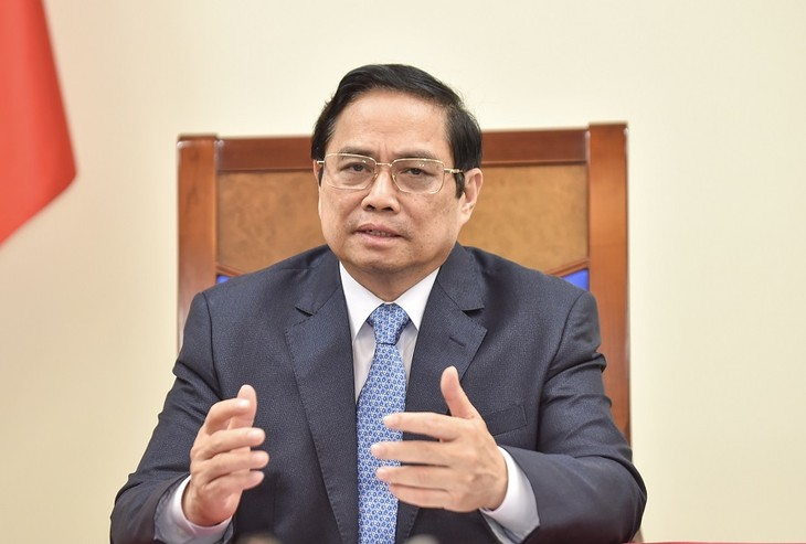 Entretien téléphonique Pham Minh Chinh - Sebastian Kurz - ảnh 1