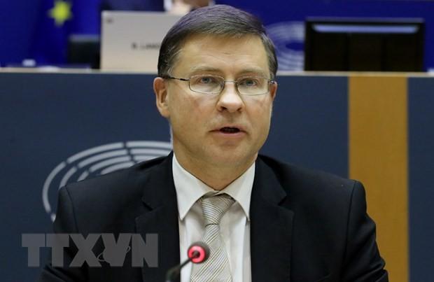 L'Union européenne appelle à une réforme urgente de l'OMC - ảnh 1