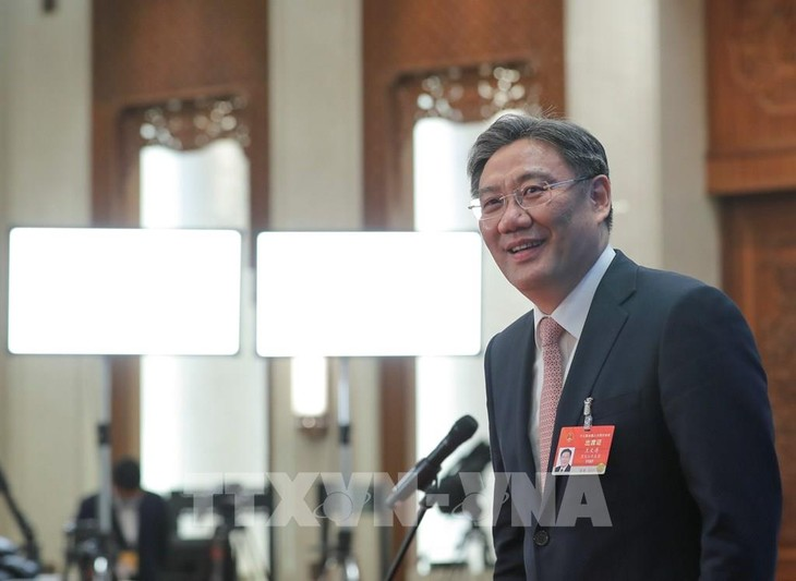 La Chine candidate au traité de libre-échange transpacifique - ảnh 1