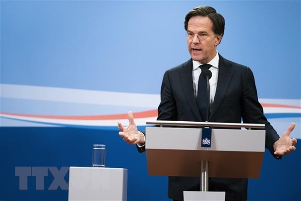 Les Pays-Bas s'approchent d'un accord de gouvernement, sous Mark Rutte - ảnh 1