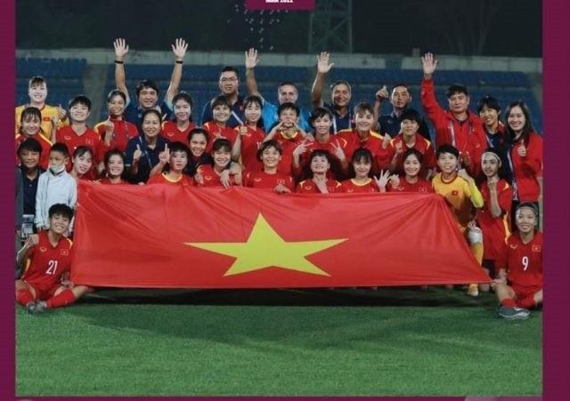 La Fédération asiatique de football félicite le onze féminin vietnamien - ảnh 1