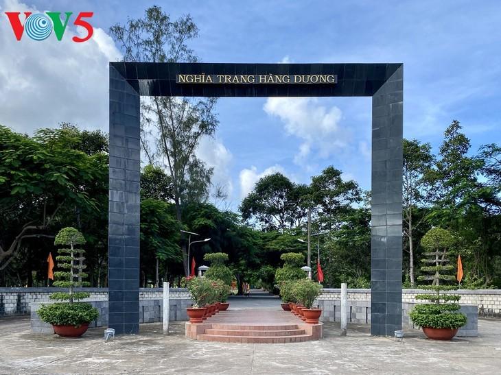 Nghĩa Trang Hàng Dương, Côn Đảo những ngày tháng 7 - ảnh 1