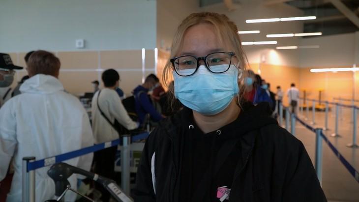 Đưa 264 công dân Việt Nam từ Canada về nước - ảnh 16