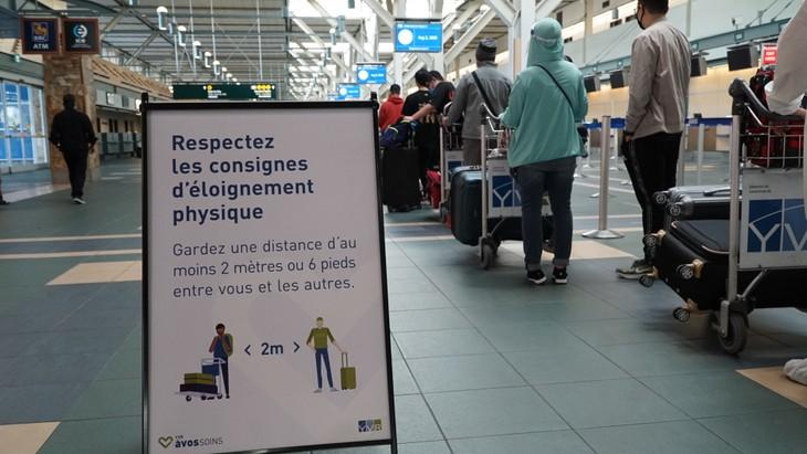 Đưa 264 công dân Việt Nam từ Canada về nước - ảnh 2