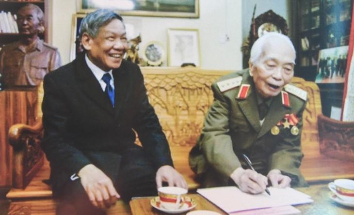 Những hình ảnh quý hiếm về cuộc đời binh nghiệp của Tổng Bí thư Lê Khả Phiêu - ảnh 11