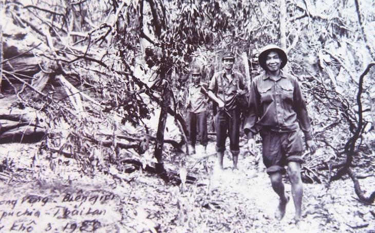 Những hình ảnh quý hiếm về cuộc đời binh nghiệp của Tổng Bí thư Lê Khả Phiêu - ảnh 5