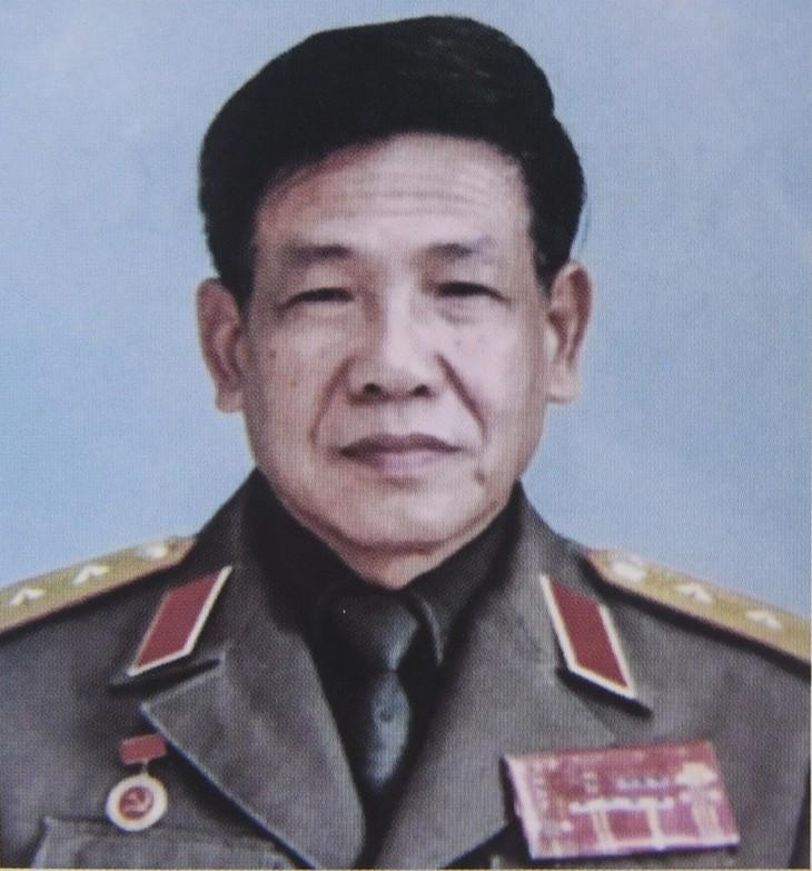 Những hình ảnh quý hiếm về cuộc đời binh nghiệp của Tổng Bí thư Lê Khả Phiêu - ảnh 7