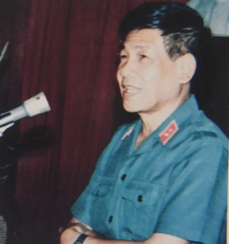 Những hình ảnh quý hiếm về cuộc đời binh nghiệp của Tổng Bí thư Lê Khả Phiêu - ảnh 8