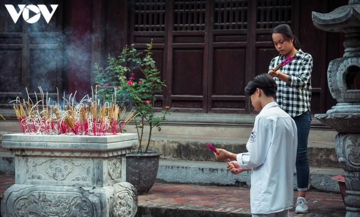 Chiều an yên ở chùa Bổ Đà - ảnh 10