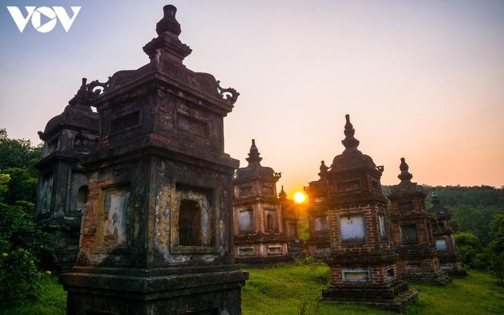Chiều an yên ở chùa Bổ Đà - ảnh 15