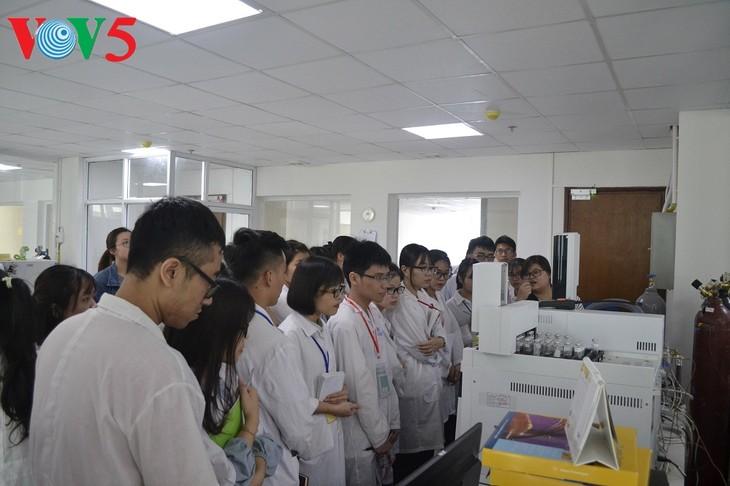 Phát huy hiệu quả Phòng thí nghiệm trọng điểm về môi trường không khí - ảnh 1