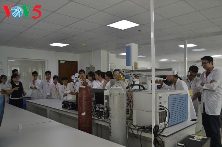 Phát huy hiệu quả Phòng thí nghiệm trọng điểm về môi trường không khí - ảnh 2
