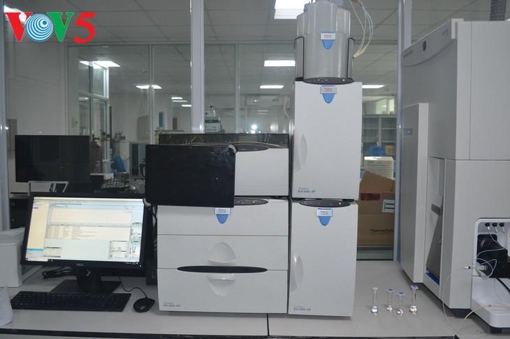 Phát huy hiệu quả Phòng thí nghiệm trọng điểm về môi trường không khí - ảnh 3
