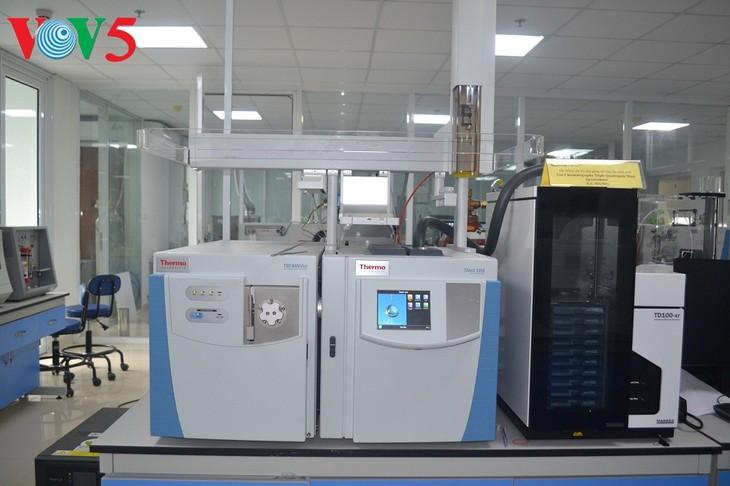 Phát huy hiệu quả Phòng thí nghiệm trọng điểm về môi trường không khí - ảnh 4