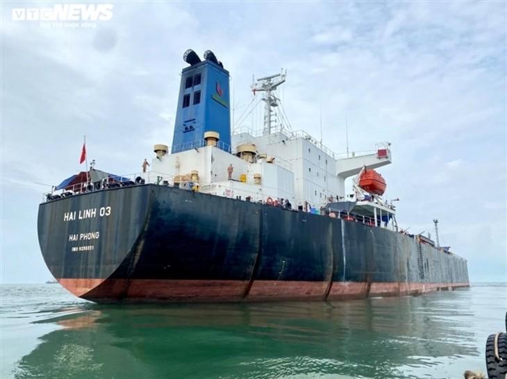 """Bóng hồng Việt đầu tiên """"xông pha"""" vào buồng máy tàu biển, sẵn sàng vượt Đại Tây Dương - ảnh 1"""