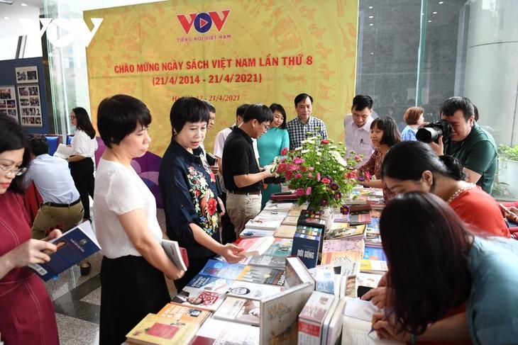 """VOV tổ chức """"Tuần lễ sách 2021"""" tôn vinh giá trị của sách và lan tỏa văn hóa đọc - ảnh 10"""