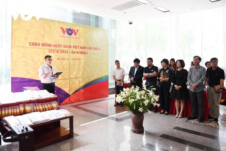 """VOV tổ chức """"Tuần lễ sách 2021"""" tôn vinh giá trị của sách và lan tỏa văn hóa đọc - ảnh 2"""