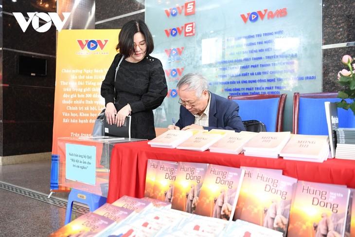 """VOV tổ chức """"Tuần lễ sách 2021"""" tôn vinh giá trị của sách và lan tỏa văn hóa đọc - ảnh 6"""