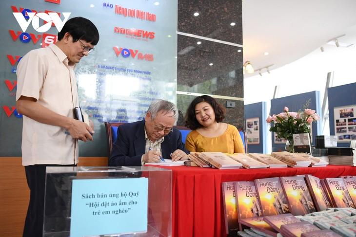 """VOV tổ chức """"Tuần lễ sách 2021"""" tôn vinh giá trị của sách và lan tỏa văn hóa đọc - ảnh 7"""