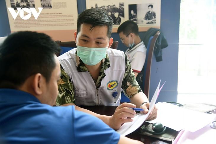 VOV tổ chức chương trình hiến máu tình nguyện, lan tỏa yêu thương  - ảnh 8
