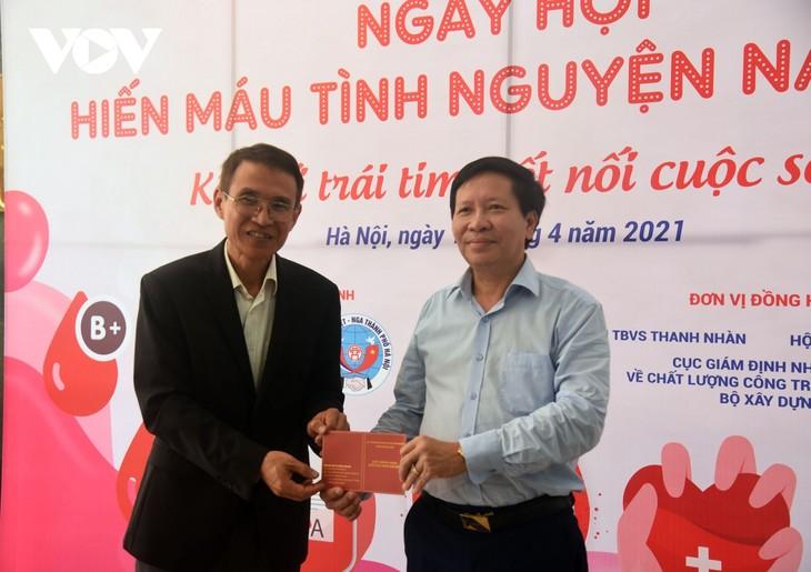 VOV tổ chức chương trình hiến máu tình nguyện, lan tỏa yêu thương  - ảnh 5