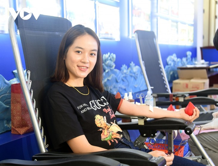 VOV tổ chức chương trình hiến máu tình nguyện, lan tỏa yêu thương  - ảnh 9