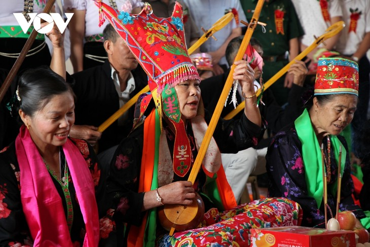 Sôi động lễ hội Then Kin Pang bên dòng Nậm Lụm - ảnh 2